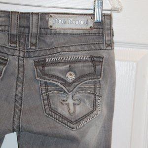 Rock Revival Celine Straight Jeans Women 27